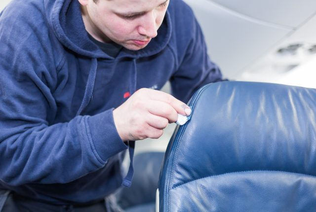 Leather Seat Covers Repair and Cleaning
