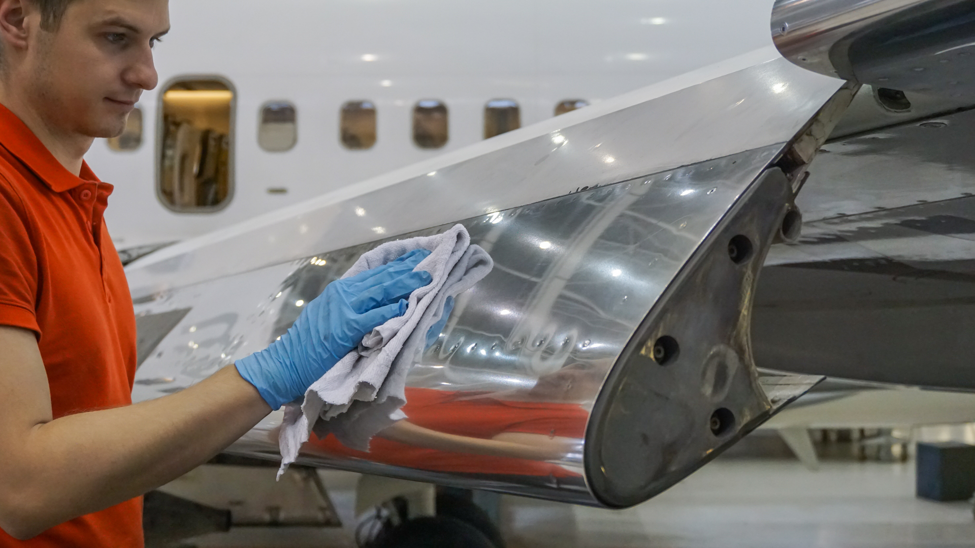 Aircraft Aluminum Polishing Quickfix Aviation